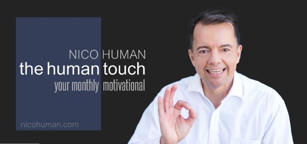 Nico Human Monthly Newsletter The Human Touch